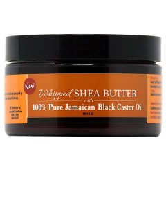 Whipped Shea Butter With Jamaican Black Castor Oil