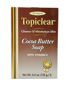 Topiclear Cocoa Butter Soap