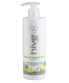 Hive After Wax Treatment Lotion With Coconut And Lime