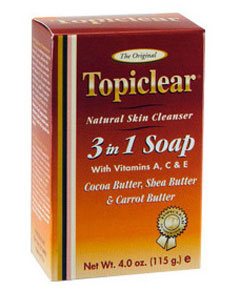 Topiclear 3 in 1 Soap