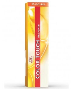 Color Touch Relights Red Hair Color