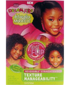 Dream Kids Reversible Straightening Texture Manageability System