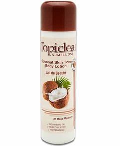 Topiclear Coconut Skin Tone Body Lotion