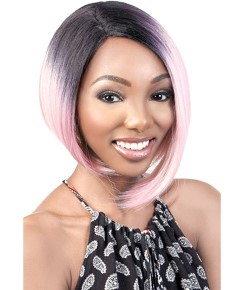 Motown Tress Deep Lace Part Syn DP Smoky Wig
