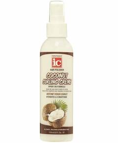 Fantasia Coconut Curling Creme Spray On Formula