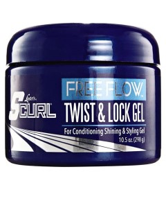 S Curl Free Flow Twist And Lock Gel