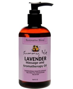 Lavender Massage And Aromatheraphy Oil