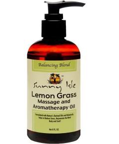 Lemon Grass Massage And Aromatheraphy Oil