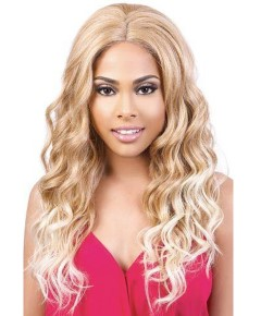 Lets Lace Silk Swiss Lace Syn SL134 Geo Wig