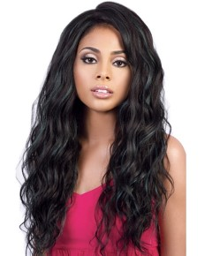 Lets Lace Silk Swiss Lace Syn SL134 She Wig