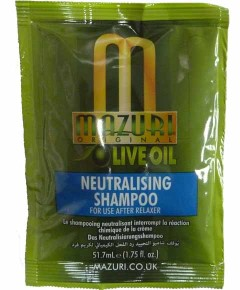 Olive Oil Neutralising Shampoo