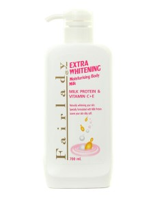 Fairlady Extra Whitening Moisturising Body Milk