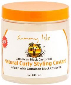 Jamaican Black Castor Oil Natural Curly Styling Custard