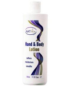 Natskin Hand And Body Lotion