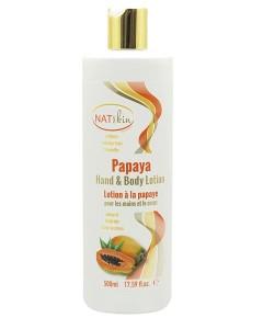 Natskin Papaya Hand And Body Lotion