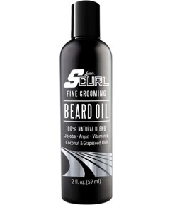 S Curl Fine Grooming Beard Oil