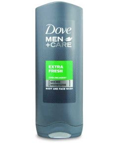 Men Care Extra Fresh Body And Face Wash