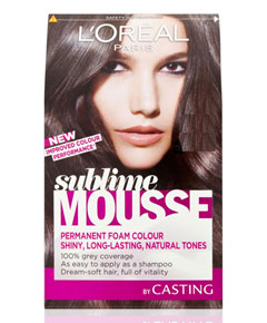 Sublime Mousse Permanent Foam Colour