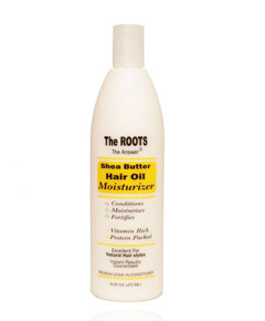 Shea Butter Hair Oil Moisturizer