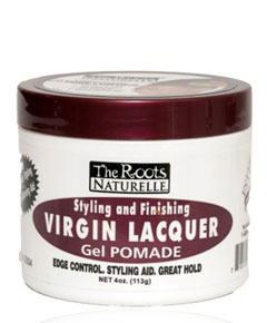 Styling And Finishing Virgin Lacquer Gel Pomade