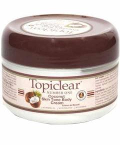 Topiclear Coconut Skin Tone Body Cream