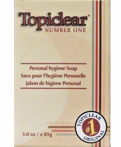 Topiclear Number One Personal Hygine Soap
