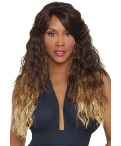 Weave Cap Collection Syn WP Lizzy V Wig