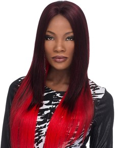 Pure Stretch Cap Syn Milan Deep Lace Front Wig