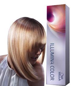 Illumina Color Permanent Creme Hair Colour