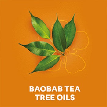 Shea Moisture Baobab Tea Tree Oils