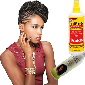 Braids n Wigs Spray