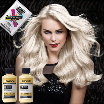 Color Removers and Toners
