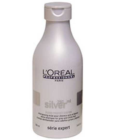 Loreal Serie Expert Gray Or White Hair Silver Gloss