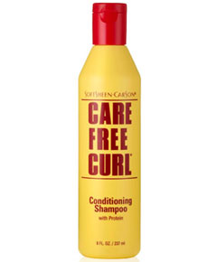 Softsheen Carson Care Free Curl Care Free Curl