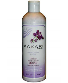 Deluxe Hand and Body Lotion