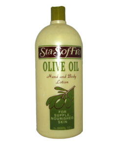 Sta Sof Fro Olive Oil Hand and Body Lotion