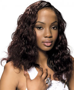 Curly weave fashion idol syn 101 fab weave pakswholesale - Candy diva futura ...